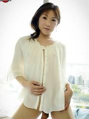 Mai Ayase is an elegant newhalf angel!