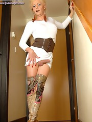 Minidress & Boots