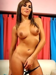 Argentina Sofia strips and teases